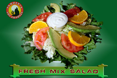 Fresh Mix Salad